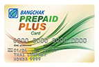 Bangchak Prepaid Plus Card